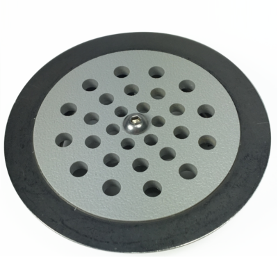 scrapblocker locking sink strainer