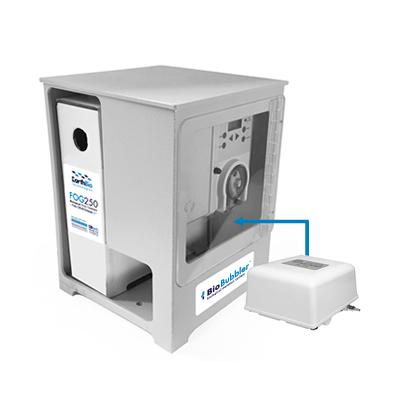 biobubbler aeration system