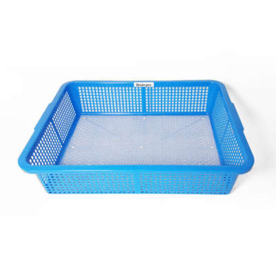 "Poly sink strainer 19""x15"""