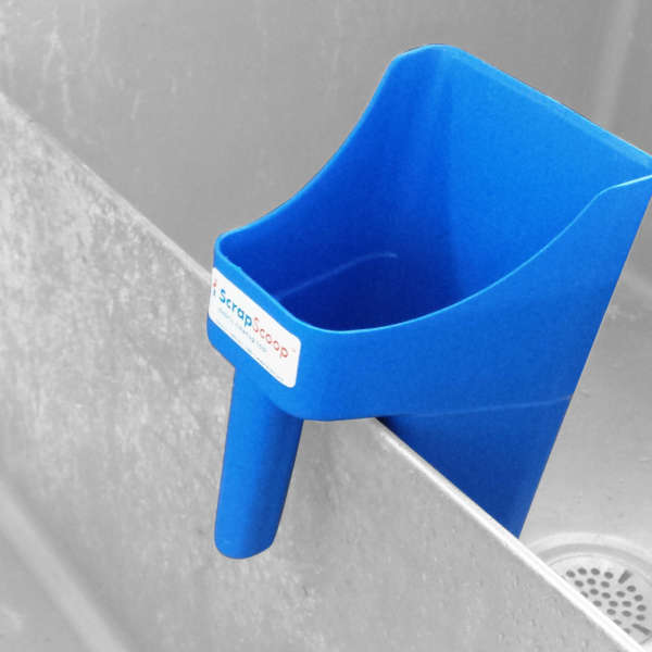 ScrapScoop sink handle
